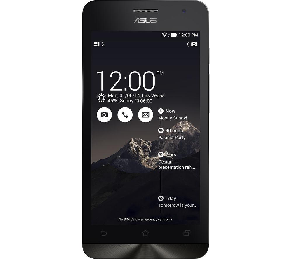 ASUS ZenFone 5 LTE – 16 GB, Black