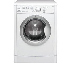 INDESIT IDVL85 Vented Tumble Dryer - White