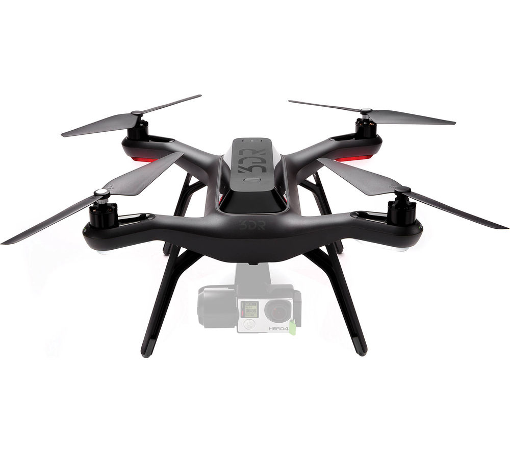 3DR Solo SA11A Smart Drone - Black