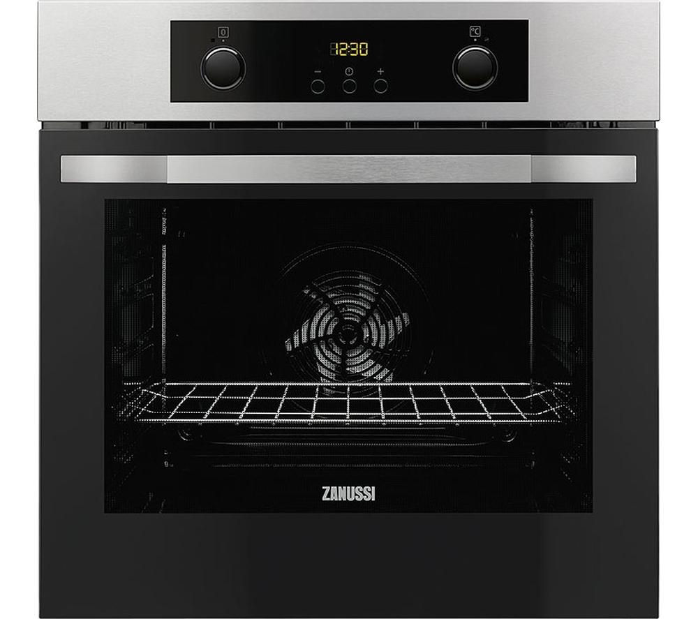 ZANUSSI  ZOB35302XK Electric Oven  Stainless Steel Stainless Steel