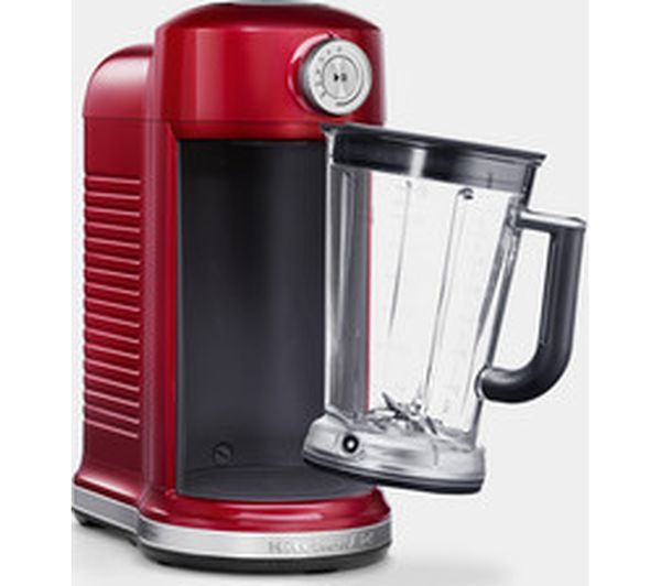 Kitchenaid Artisan Blender ~ buy kitchenaid artisan 5ksb5080ber blender red free delivery currys