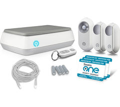 Swann SwannOne Home Security System Alarm Starter Kit