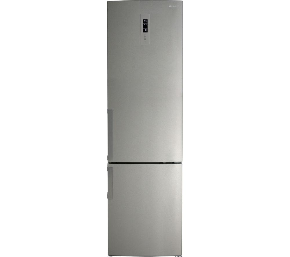 SHARP SJ-B2330E1I-EN Fridge Freezer – Stainless Steel