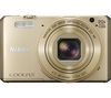 NIKON COOLPIX S7000 Superzoom Compact Camera - Gold