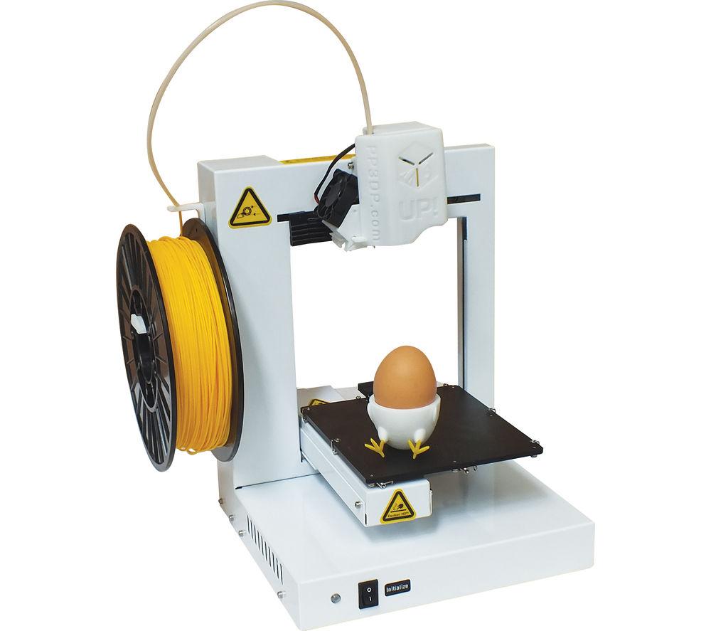 UP! Plus 2 3D Printer Review