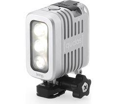 KNOG Qudos KQA10SIL Action Camera Light
