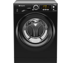 HOTPOINT Ultima S-line RPD10457JKK Washing Machine - Black