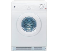 WHITE KNIGHT C44A7W Vented Tumble Dryer - White
