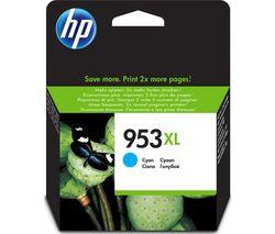 HP 953XL Cyan Ink Cartridge