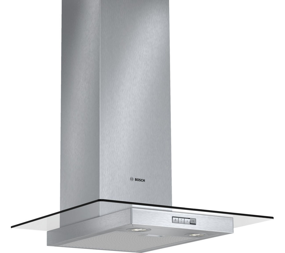 BOSCH  DWA064W50B Chimney Cooker Hood  Stainless Steel Stainless Steel