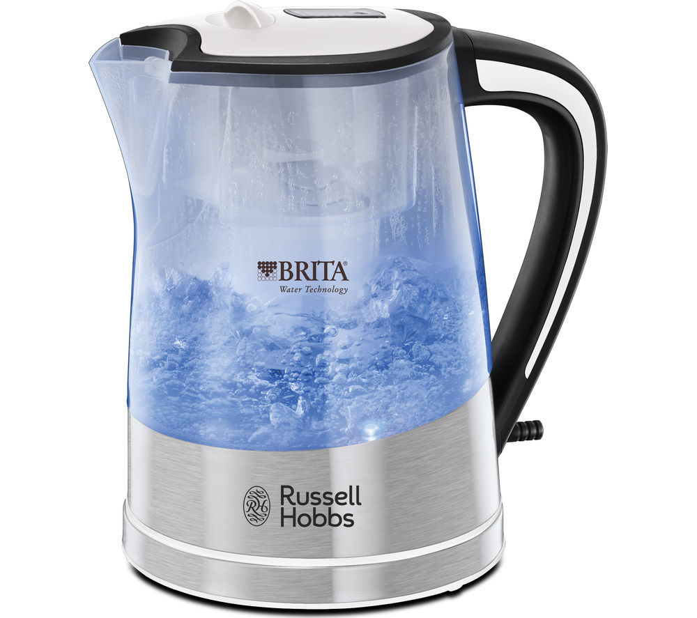 RUSSELL HOBBS  Purity 22851 Jug Kettle  Transparent Transparent