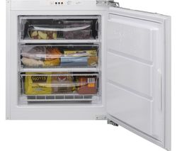HOTPOINT HZ A1 Integrated Undercounter Freezer - White