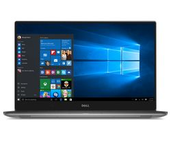 "DELL XPS 15 15.6"" Laptop - Silver"
