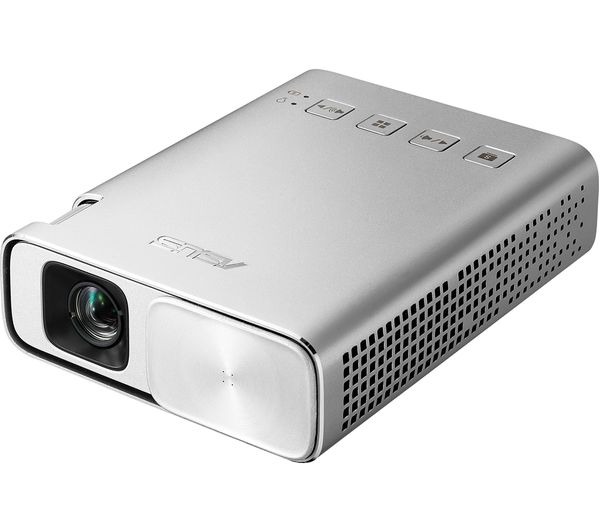 Asus zen beam e1 short throw portable projector deals pc for Portable projector for laptop