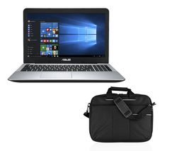 "ASUS X555LA 15.6"" Laptop - Black"