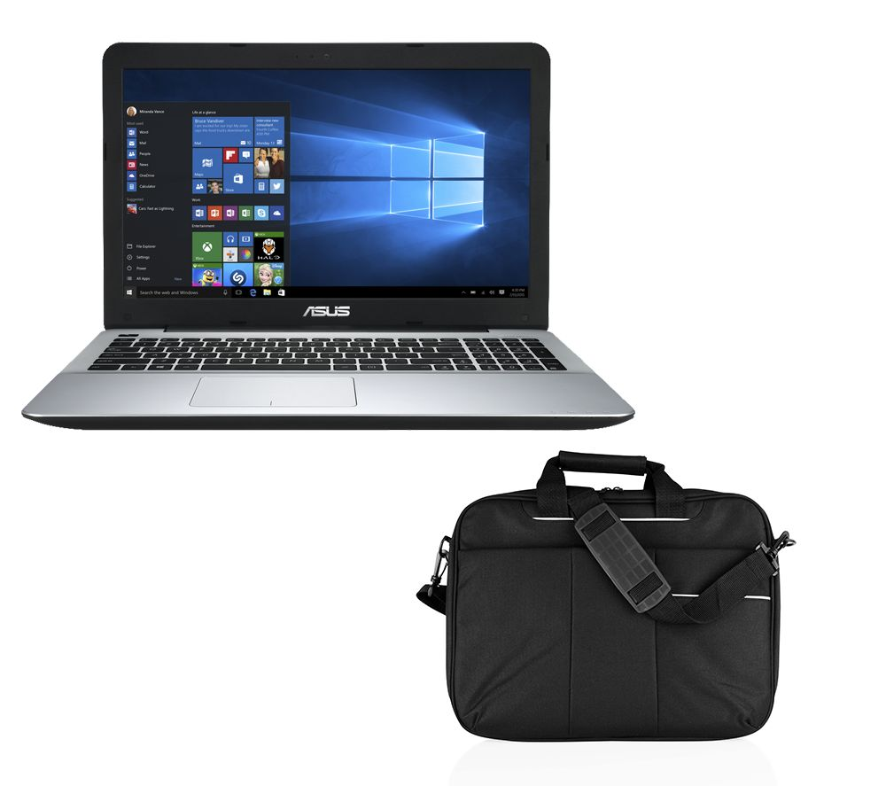 asus x555la 156inch laptop case bundle