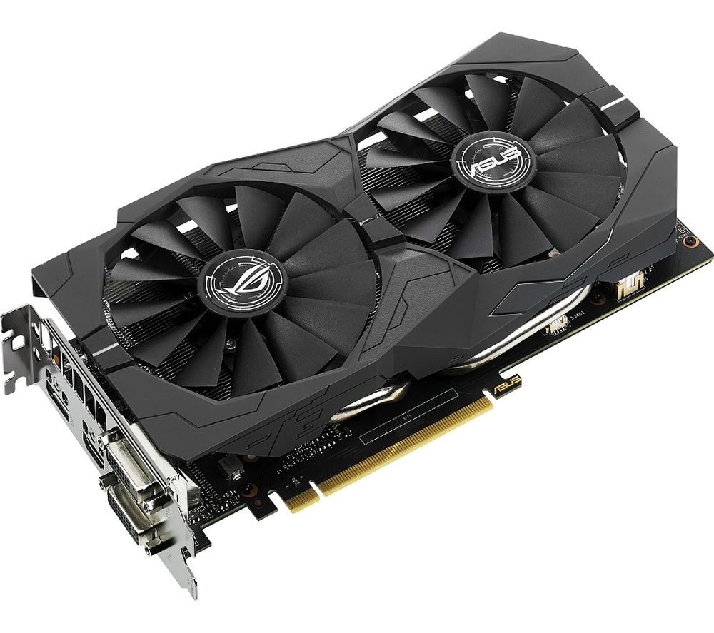 ASUS ROG STRIX GeForce GTX 1050 Graphics Card