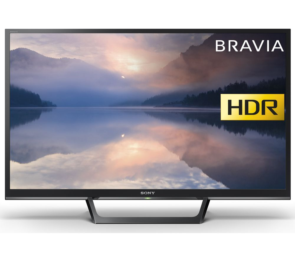 buy sony bravia kdl32re403bu 32 hdr led tv free delivery currys. Black Bedroom Furniture Sets. Home Design Ideas