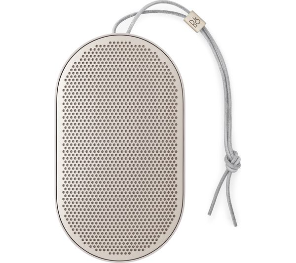 Image of B&O BEOPLAY P2 Portable Bluetooth Wireless Speaker - Sand Stone