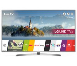 "LG 75UJ675V 75"" Smart 4K Ultra HD HDR LED TV"