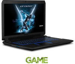 "MEDION ERAZER X7853 17.3"" Gaming Laptop - Black"