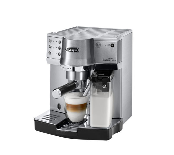 Coffee Maker At Currys : Buy DELONGHI EC860.M Coffee Machine - Silver Free Delivery Currys