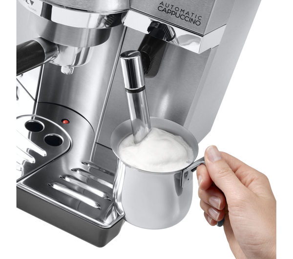 DELONGHI EC860.M Coffee Machine - Silver
