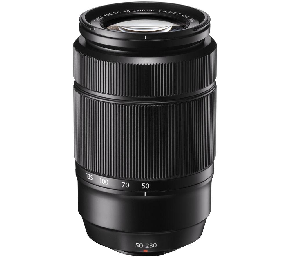 FUJIFILM Fujinon XC50-230 mm f/4.5-6.7 Telephoto Zoom Lens