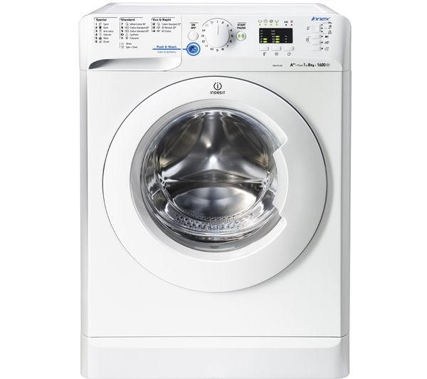 Indesit XWA81682XWUK Washing Machine