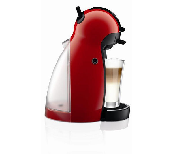 Buy DOLCE GUSTO by Krups Piccolo KP100640 Hot Drinks Machine - Red Free Delivery Currys