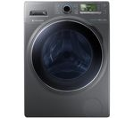 SAMSUNG ecobubble™ WW12H8420EX Washing Machine - Graphite