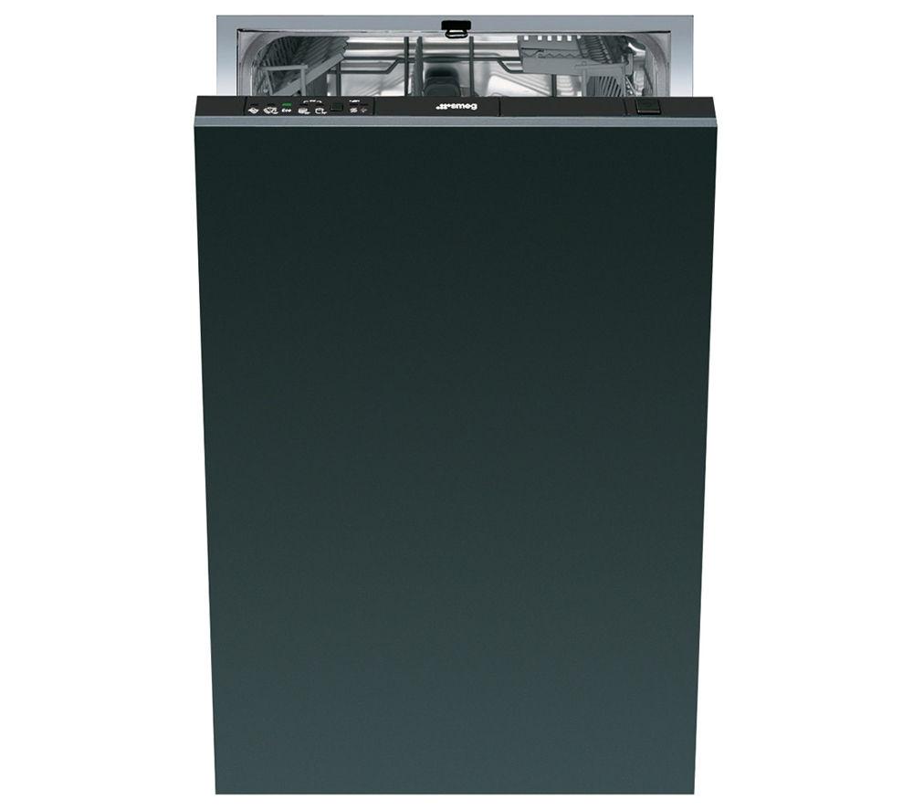 SMEG Cucina DIC4-1 Slimline Integrated Dishwasher