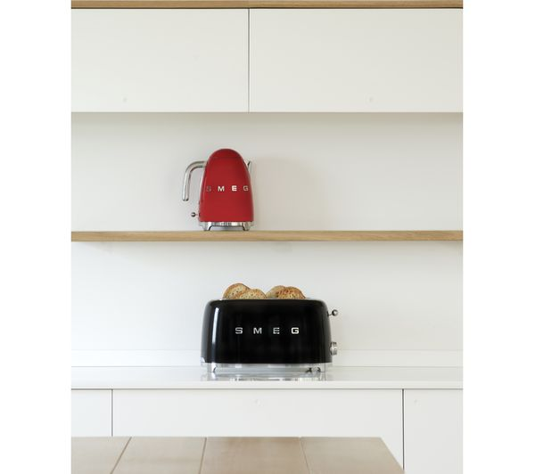 4 toaster delonghi cuisinart icona black vintage slice
