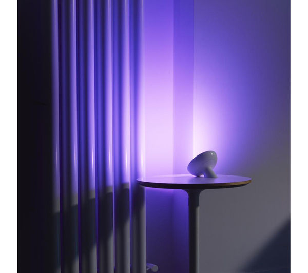 buy philips friends of hue bloom wireless led table lamp free delivery currys. Black Bedroom Furniture Sets. Home Design Ideas