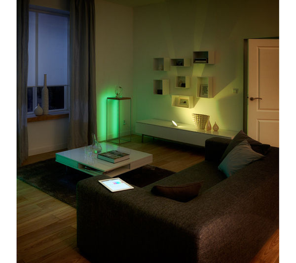 Buy philips friends of hue bloom wireless led table lamp for Philips hue friends