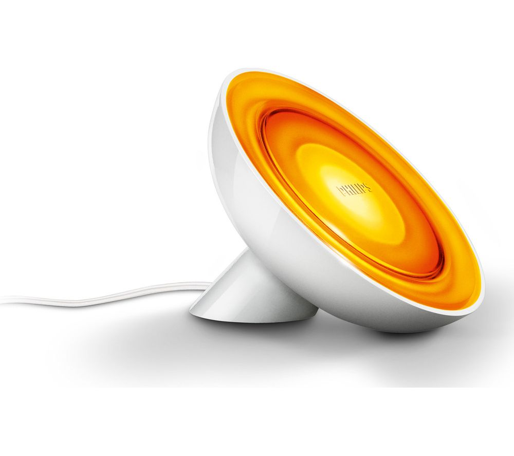 Philips friends of hue bloom wireless led table lamp deals for Philips hue friends