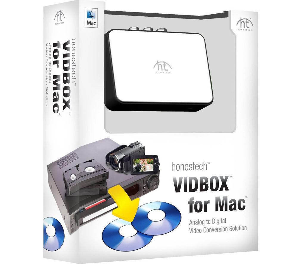 HONESTECH VIDBOX for Mac