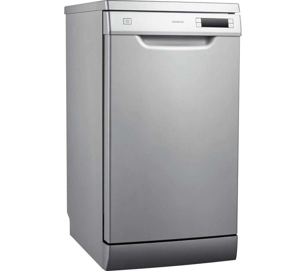 Buy Kenwood Kdw45s15 Slimline Dishwasher Silver Innex