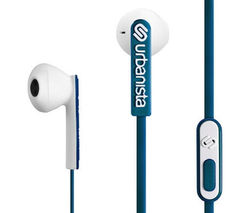 URBANISTA San Francisco Headphones - Blue & White