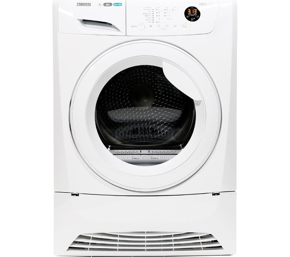 ZANUSSI ZDH8333W Heat Pump Tumble Dryer Review