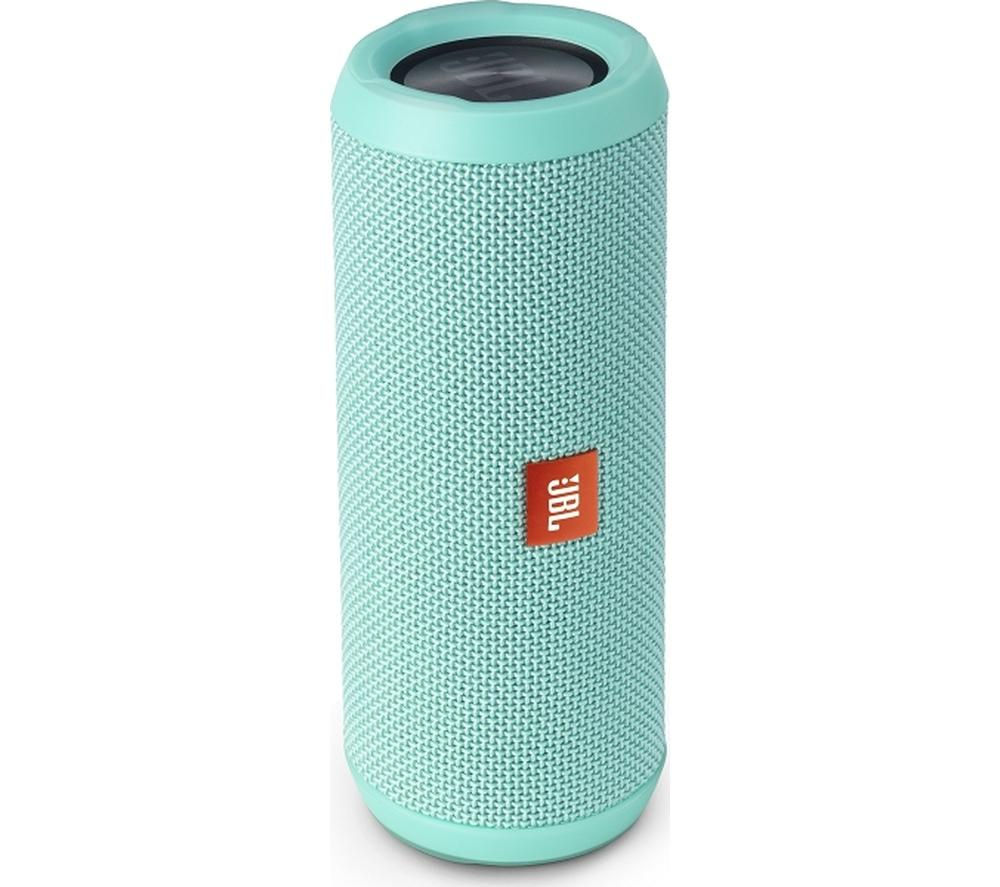 Click to view more of JBL  Flip 3 Portable Wireless Speaker - Teal, Teal