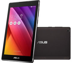 "ASUS ZenPad Z170C 7"" Tablet - 16 GB, Black"