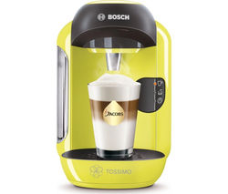 TASSIMO by Bosch Vivy II TAS1256GB Hot Drinks Machine - Lime Green