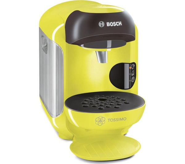 Buy TASSIMO by Bosch Vivy II TAS1256GB Hot Drinks Machine - Lime Green Free Delivery Currys