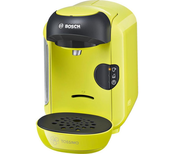 II TAS1256GB Hot Drinks Machine  Lime Green  Free Delivery  Currys