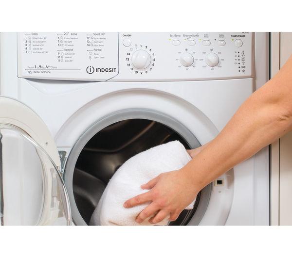 buy indesit iwc91482eco washing machine white free. Black Bedroom Furniture Sets. Home Design Ideas