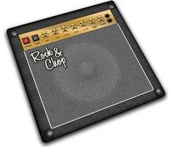 JOSEPH JOSEPH 90072 Glass Chopping Board - Guitar Amp