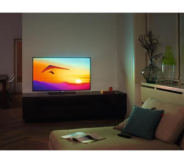 buy philips 50put6400 12 smart ultra hd 4k 50 led tv. Black Bedroom Furniture Sets. Home Design Ideas