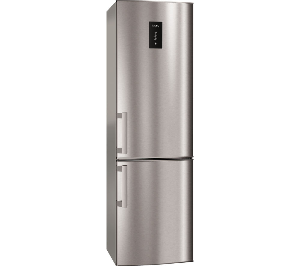 AEG  S53920CTXF Fridge Freezer  Stainless Steel Stainless Steel