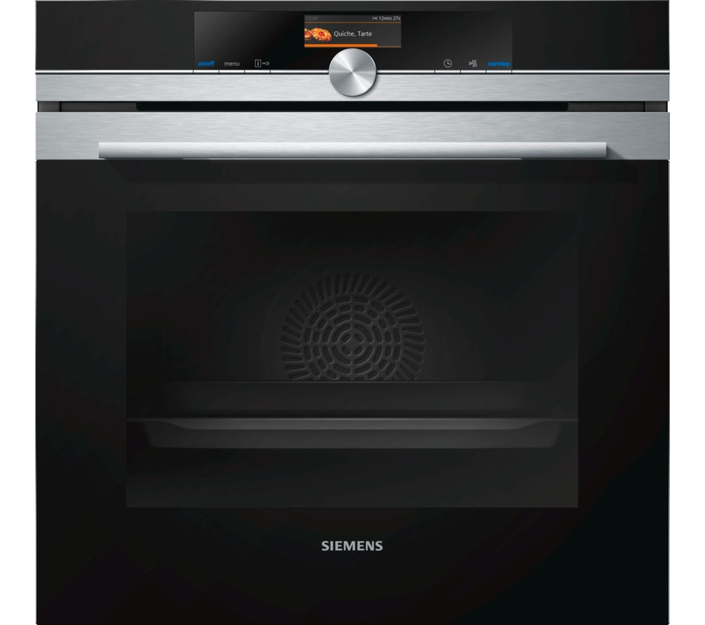 SIEMENS  HB656GBS1B Electric Oven  Stainless Steel Stainless Steel